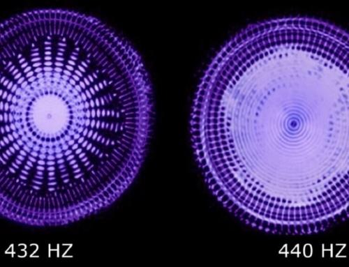 O Anel Atlante Original e Som na Frequência 432 Hz